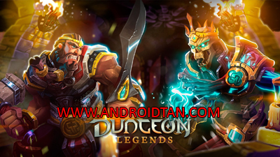 Download Dungeon Legends Mod Apk v2.14 Mega Mod Android Terbaru 2017