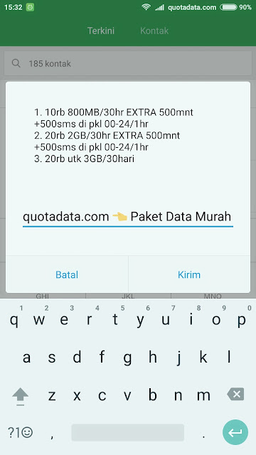 2GB 20rb simpati, 20rb 2GB telkomsel terbaru, paket internet murah 2gb 20rb,