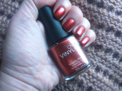CND Vinylux Weekly Polish Craft Culture - Hand Fired