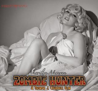 Marilyn Monroe Zombie Hunter