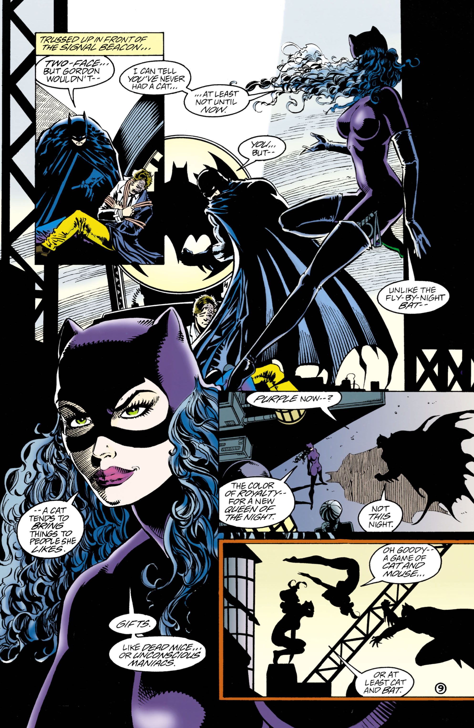Catwoman (1993) Issue #40 #45 - English 10