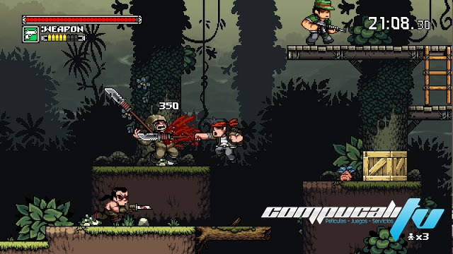 Mercenary Kings PC Full