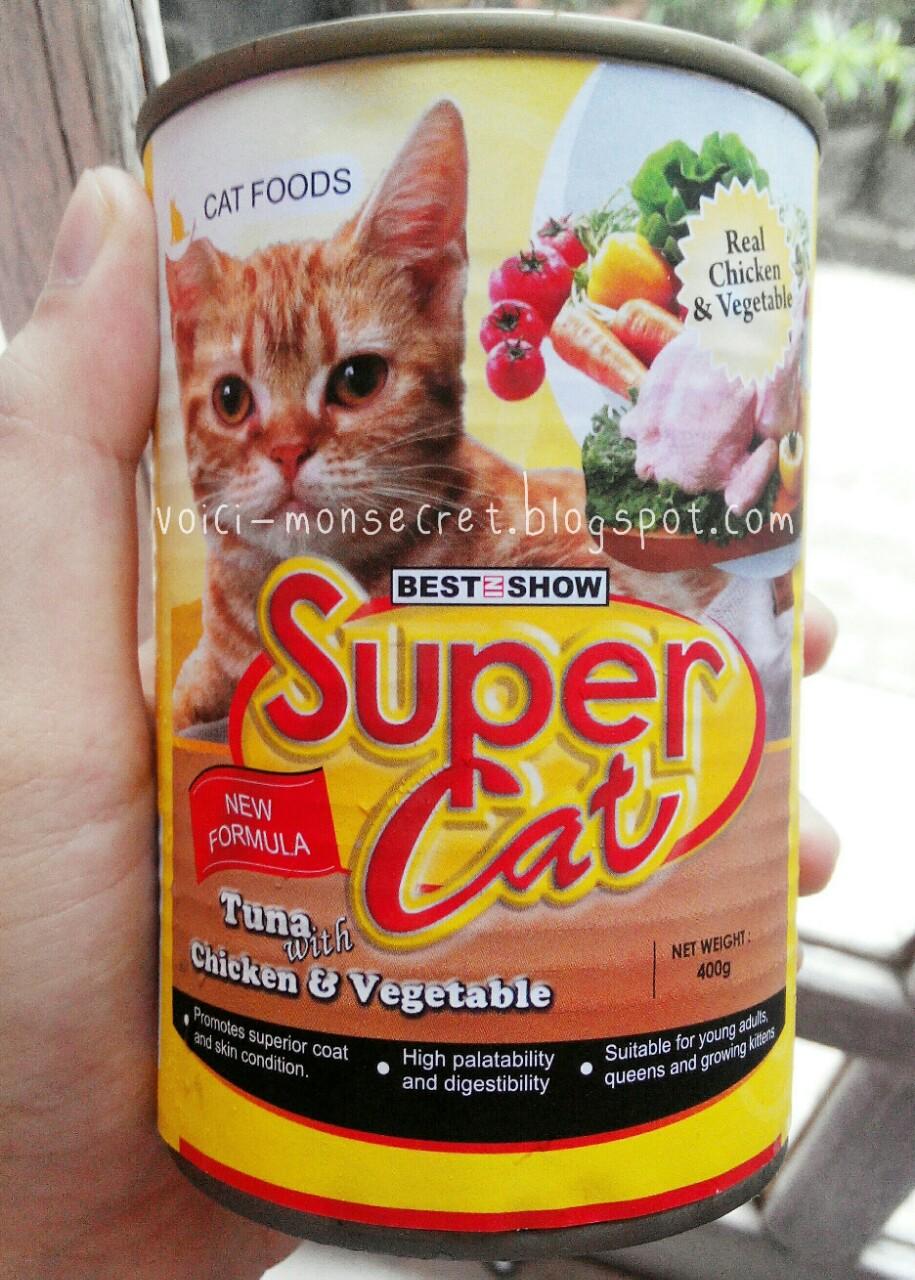 Makanan Kucing Super Cat Wet Food Tuna With Chicken Vegetable Isi 2 Pack Whiskas Can 400gr Basah Rasa Ocean Fish Karena Saat Itu Hanya Tersedia Dua Maka Saya Pilih Kemasan