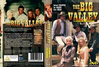 THE BIG VALLEY - A LENDA DE UM GENERAL - O FILME