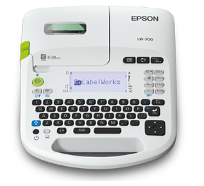 Epson LabelWorks LW-700 Printer Drivers Download