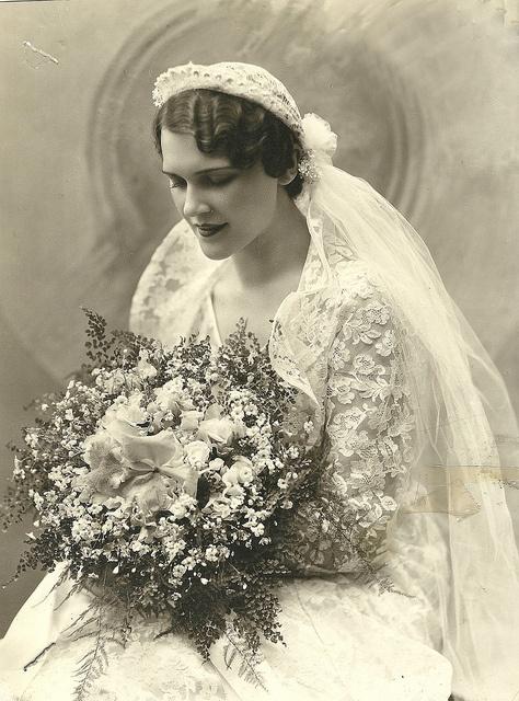 Vintage Photos Of Brides Vintage Everyday