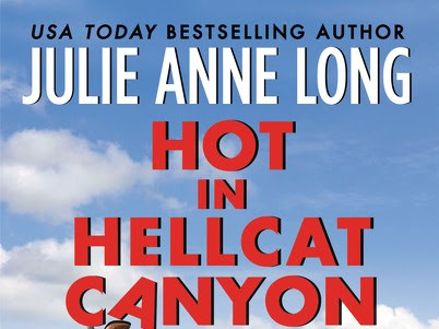 Cris Reads: HOT IN HELLCAT CANYON by Julie Anne Long