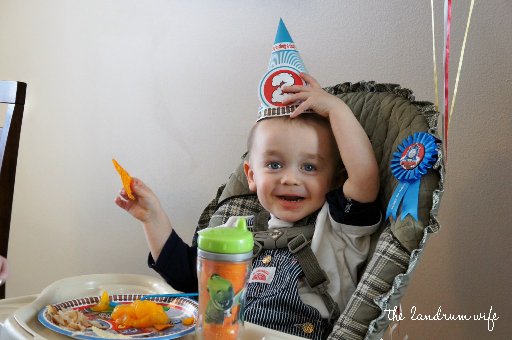 Bryants 2nd Birthday Party