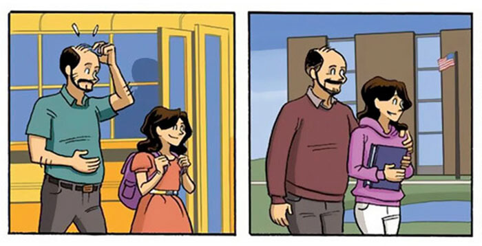 Heartwarming Comic About Growing Old That Will Make You Cry