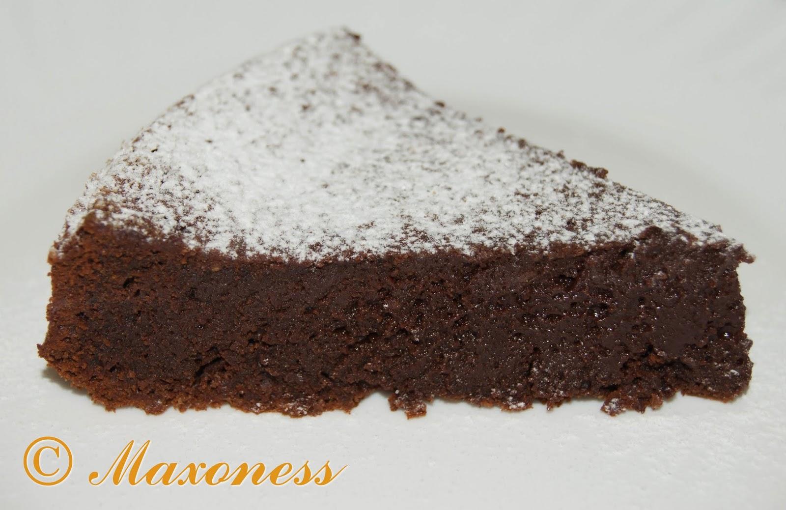 Шоколадное гато «Сюзи» от Пьера Эрме. Французская кухня