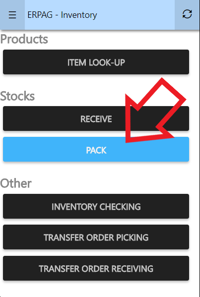 Partial packing – Sales Order