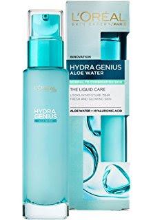 Tratamiento Hydra Genius Aloe Water
