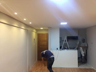 pintores de apartamentos