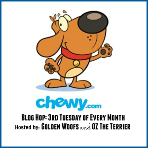 Chewy Influencer Blog Hop