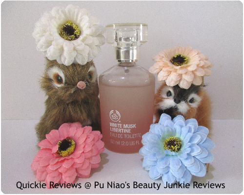 Quickie Review: White Musk Libertine Eau De Toilette