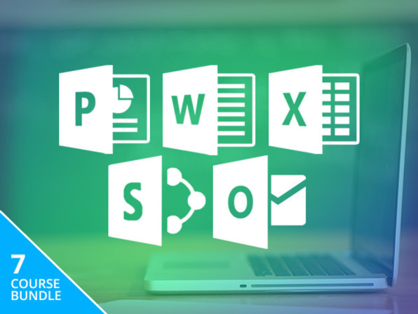 Microsoft Office Mastery Courses Bundle - Discount Coupon