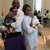 Banky W and Adesua Etomi Welcome Set of Twins [photos]
