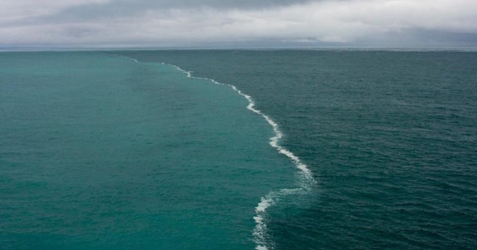 Εκεί που συναντιούνται Ατλαντικός και Ειρηνικός σε ένα απίθανο βίντεο