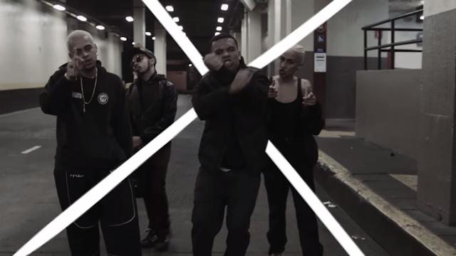 """Em homenagem a Malcolm X, o grupo Projeto Preto lança o clipe """"X da Questão"""""""