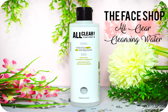 THE FACE SHOP All Clear Cleansing Water 250ml
