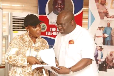 @GovernorIkpeazu sets up committee to verify @NDDCOfficialNGR projects in Abia.