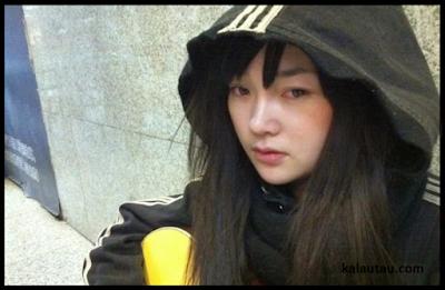 kalautau.com - Han Biyao Pengamen Cantik dari China Gambar 1