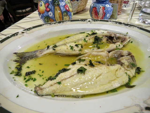 Sicilian Food - fish