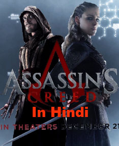 Assassin's Creed (2016) Hindi Dubbed DVDScr 700MB