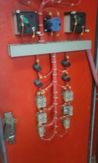 Jasa Maintenance Panel Alarm dan Hydrant system