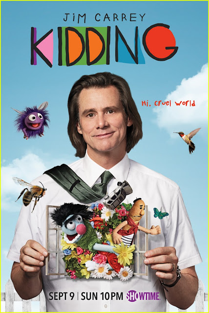 Kidding (2018-) ταινιες online seires oipeirates greek subs