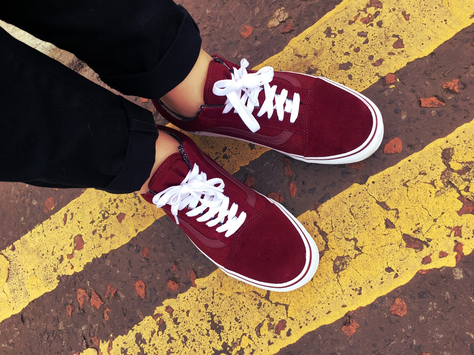 7a78ffb3a66 rogues brogues vans old skool mens fashion blog. Typically