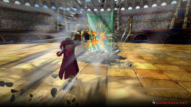 One Piece Burning Blood Gameplay Screenshot 1