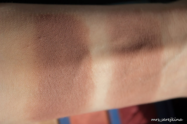 Venus the Grunge Eyeshadow Palette от Lime Crime: swatches