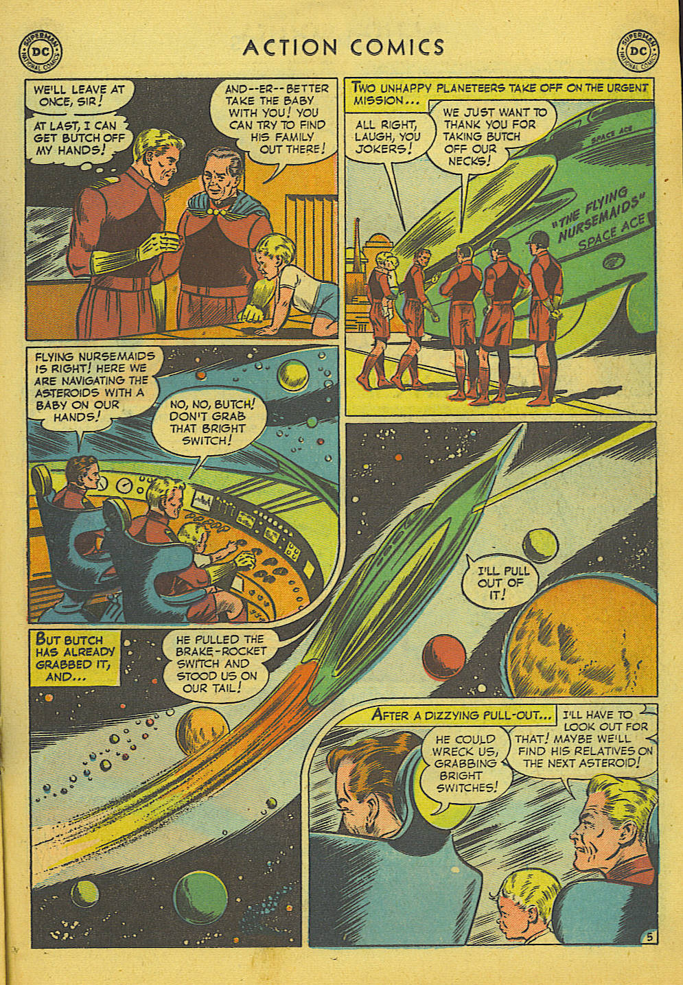 Action Comics (1938) 157 Page 23