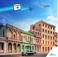 Castiga un pachet cadou oferit KLM
