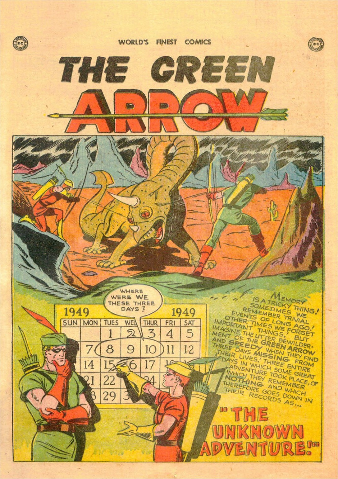 Read online World's Finest Comics comic -  Issue #42 - 17