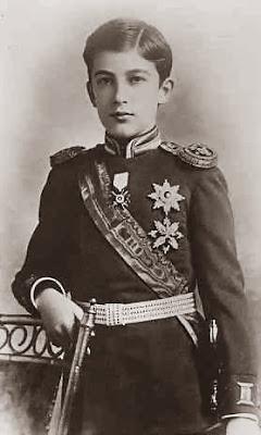 Boris III roi des Bulgares Saxe-Cobourg-Gotha