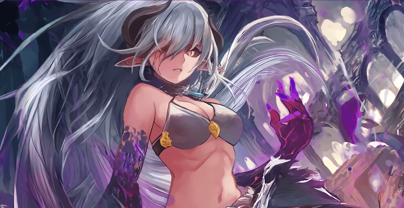 Safira, Synthetic Beast - Shadowverse [Wallpaper Engine Anime]