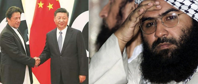 India Boycott's Chinese Products After China's Verdict On Masood Azhar, Here's Why