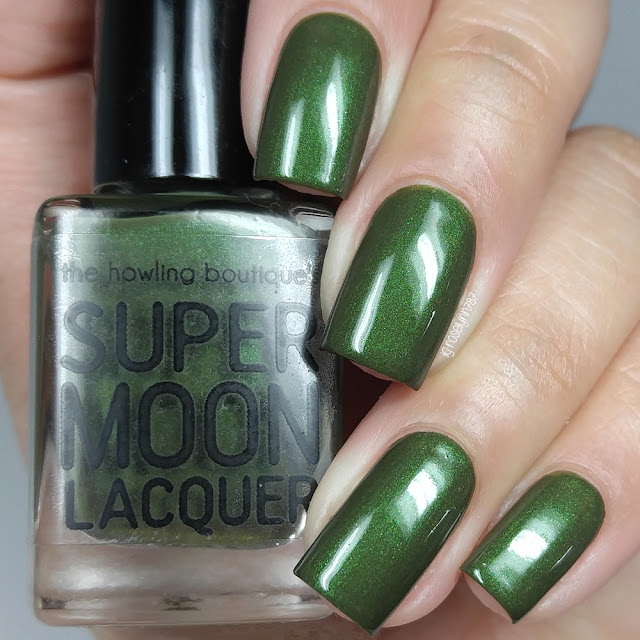 Supermoon Lacquer - Autumnatic