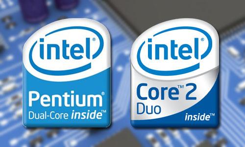 Cara Mengetahui Perbedaan Prosesor Dual Core dan Core 2 Duo