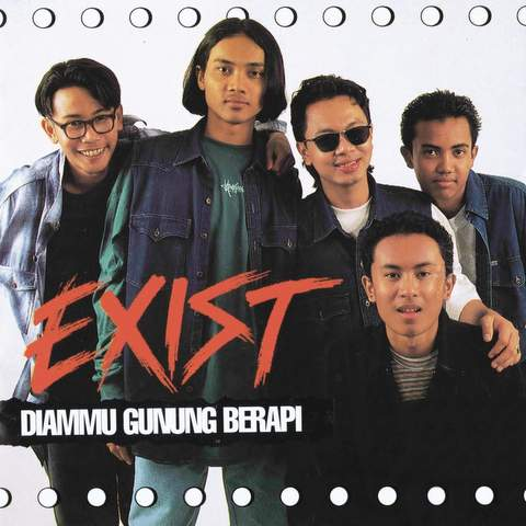 Foto Personil Grup Musik Exist