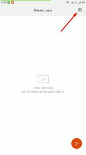 Cara Rekam Layar Xiaomi MIUI 9 Tanpa Tambahan Aplikasi Lain