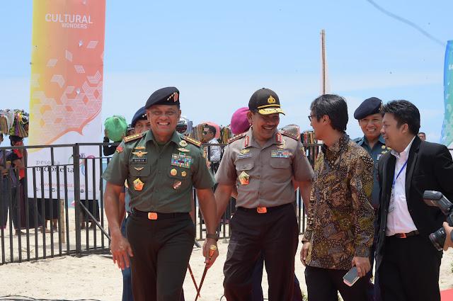 Panglima TNI Hadiri Hari Pers Nasional Tahun 2016
