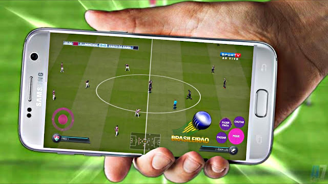 FIFA 19 Android Offline New Menu,Kits Best Graphics HD Real Faces