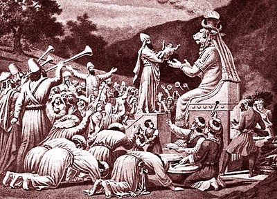 13 Days of Preparation | Occult Significance of May Day and the 13 days of April 19th - May 1st  Baal-worship