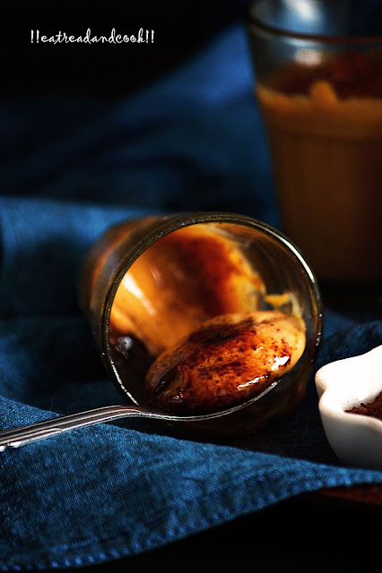 how to make Coffee and Caramel Pudding recipe and preparation