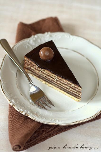 sękacz z piekarnika
