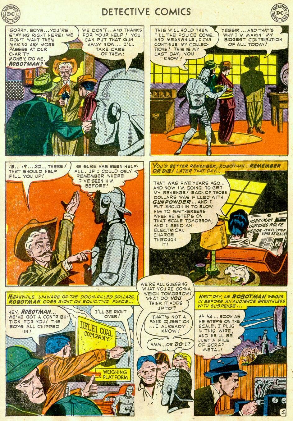 Read online Detective Comics (1937) comic -  Issue #181 - 28