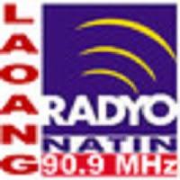 Radyo Natin Laoang DYRN 90.9 Mhz logo